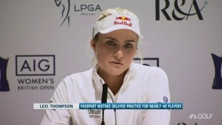 Lexi comments on passport mistake: 'I can't apologize enough'