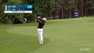 Highlights: J.Y. Ko (68) continues major form at AIG Women's British Open