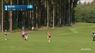Highlights: Field chasing Buhai on Day 2 at AIG Women's British Open