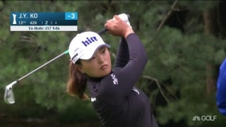 Making history: What a win at the Women's British Open would mean for J.Y. Ko