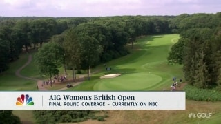 Highlights: Tight race in the final round at the Women's British Open
