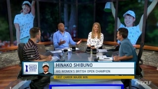 Is Shibuno the most 'unlikely' major champion in history?
