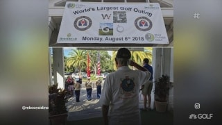 'The World's Largest Golf Outing' makes a stop in Orlando