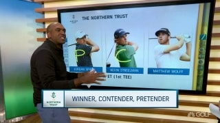 Winner, Contender, Pretender: Who will contend at Northern Trust?