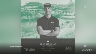 Stenson skipping playoffs to focus on Swedish event