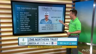 Tensions high at Northern Trust: Who will make the cut?