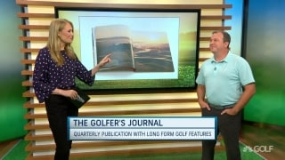 The Golfer's Journal celebrates ninth edition of the reader-supported magazine