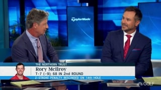 Chamblee on Rory's rules run-in 'McIlroy is a man of character'