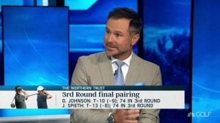 Immelman: Spieth 'will go as far as his putter takes him'