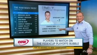 The Northern Trust: Bubble players to watch