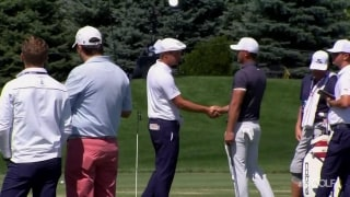 DeChambeau, Koepka face off to address slow play