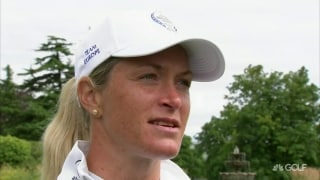 Pettersen, Boutier, Law excited to be picked for Euro Solheim Cup team