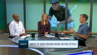 Green-reading books: Do they slow down play?