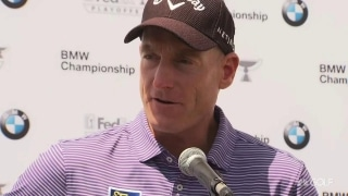 Furyk: Tour Championship spoils would be 'icing on the cake'