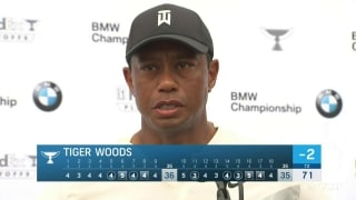 Tiger (71): 'Quickly realized' that Medinah was playing soft, short