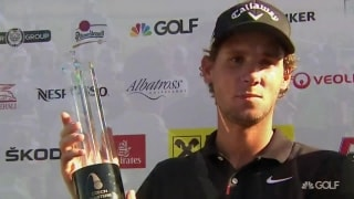 Highlights: Pieters wins second Czech Masters title