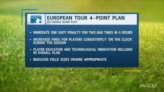 Things just got real: Euro Tour announces plan to curtail slow play