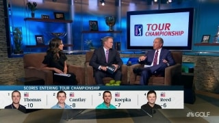 Diaz: Tour Championship scoring changes are about 'simplicity and clarity'