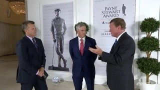 Fanning, Monahan explain the importance of Payne Stewart award