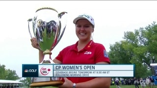 Head vs. Heart: Logical and emotional pick for CP Women's Open