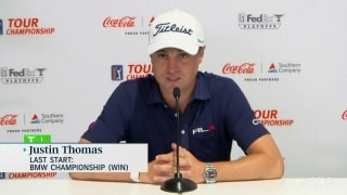 Thomas: 'Staying in the moment' is biggest challenge at East Lake