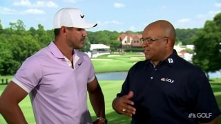 Koepka: 'It is a different feeling starting from behind'