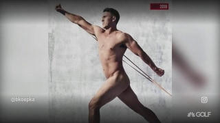 Brooks 'The Body'? Koepka goes viral with Body Issue photos