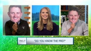 Damron and Hack: How well do you know the pros?