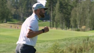 Highlights: Van Rooyen's Sunday start at the Scandinavian Invitation