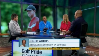 Will Tiger's body be ready for next season?