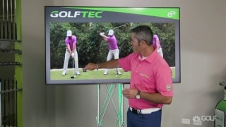 GOLFTEC Tips: Adjust your lead knee to get better shots