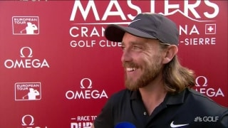 Fleetwood shoots 65 with putter from eBay