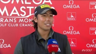 Green on solid 64: 'Lots of greens and lots of good putts'