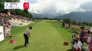 Highlights: McIlroy (69) tries to keep momentum in Switzerland