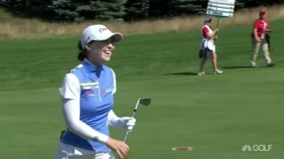 Solheim Cup rookie Altomare excited for Gleneagles