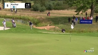 Kuchar goes flag-hunting in Germany