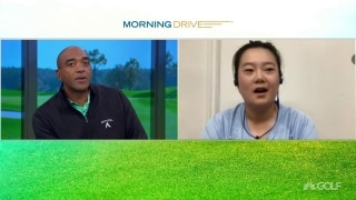 Yin seeking first LPGA win: 'I feel like I'm right there'