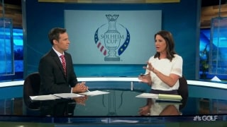 Mackenzie: Thompson, Pettersen are players to watch at Solheim Cup