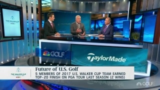 Isenhour, Diaz: U.S. golf on the rise because of Tiger Woods
