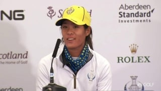 First takes: Euro team rookies talk Solheim Cup debut