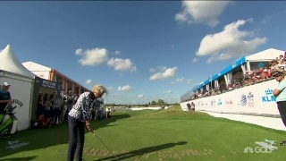 KLM Open celebrates 100 years with 'Beat the Pro' contest