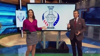 Mackenzie breaks down Solheim Cup Friday morning foursomes