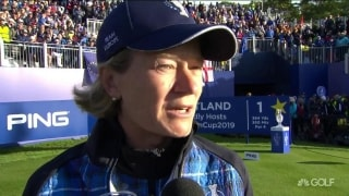 Matthew: Solheim Cup in native Scotland 'ranks right at the top'