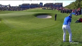 Highlights: Europe flips script to steal Solheim Cup