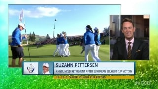 Shackelford: Maybe Solheim can spark Olympic change