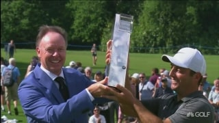 2018 BMW PGA Championship win began magical run for Molinari