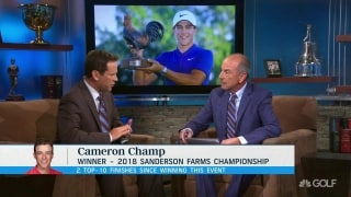 Where did he go? Diaz details Champ's year since Sanderson Farms win