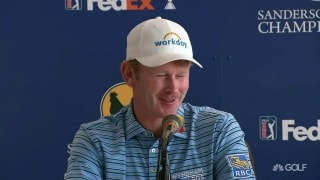 Players looking forward to course conditions, heat at Sanderson Farms