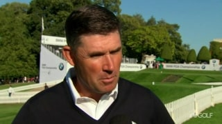 Harrington looking at point standings each Sunday leading to Ryder Cup