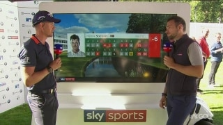 Stenson (66): Feeling fresh and finding his form at Wentworth